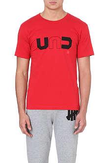 UNDEFEATED Logo-print cotton t-shirt
