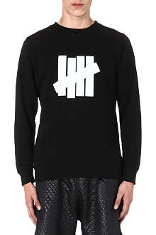 UNDEFEATED 5 Strike jersey sweatshirt
