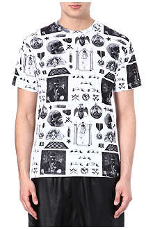 CROOKS AND CASTLES Cotton t-shirt