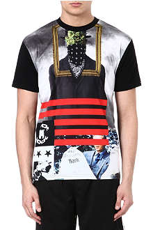 CROOKS AND CASTLES Bandit t-shirt