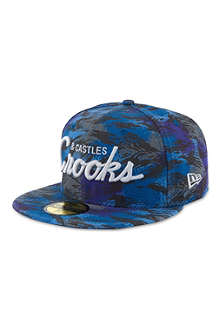 CROOKS AND CASTLES Team Crooks 59Fifty cap