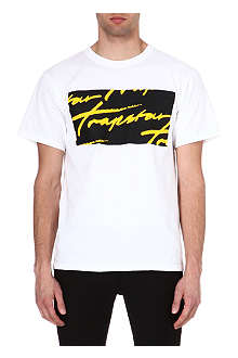 TRAPSTAR All-over signature t-shirt