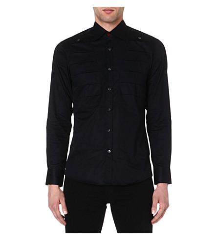 TRAPSTAR Bulletproof shirt (Black