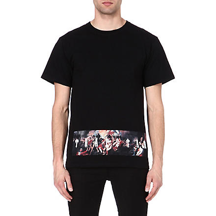 TRAPSTAR Death of a Major t-shirt (Black
