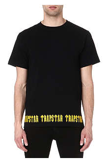 TRAPSTAR Irongate base t-shirt