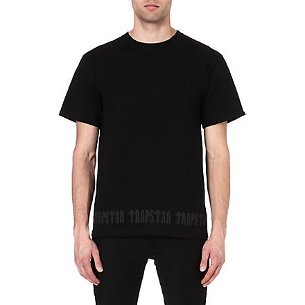 TRAPSTAR Irongate Base t-shirt (Black