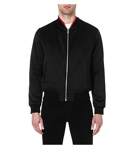 TRAPSTAR Irongate bomber jacket (Black