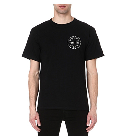 TRAPSTAR Compass t-shirt (Black