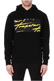 TRAPSTAR Signature logo hoody
