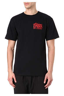 TRAPSTAR It's a secret print t-shirt