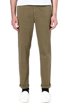 GOLDEN GOOSE DELUXE BRAND Stretch-cotton chinos