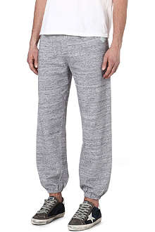 GOLDEN GOOSE DELUXE BRAND HAUS Haus logo jogging bottoms