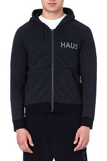 GOLDEN GOOSE DELUXE BRAND HAUS Haus zip-up hoody
