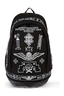 KTZ Church backpack