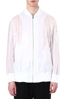 KTZ Transparent bomber jacket