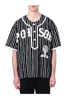 KTZ Poison baseball shirt