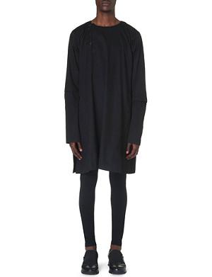 KTZ Long-sleeved cotton top