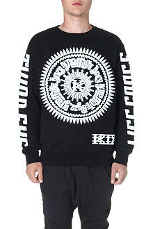 KTZ Circle symbol cotton sweatshirt
