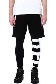 KTZ United shorts and leggings