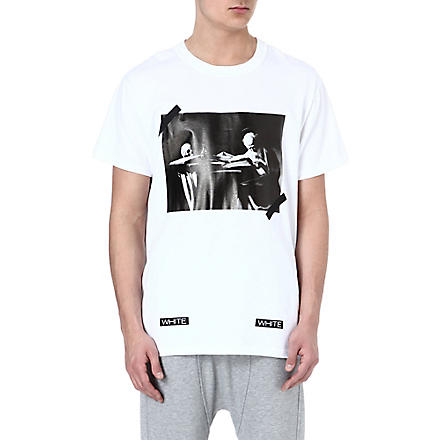 OFF-WHITE C/O VIRGIL ABLOH Caravaggio t-shirt (White