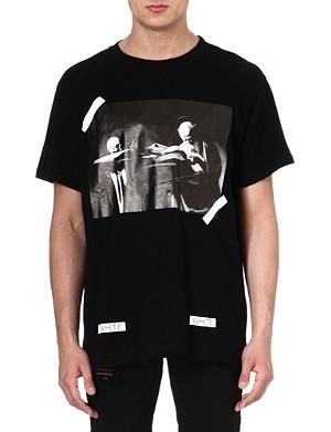 OFF-WHITE C/O VIRGIL ABLOH Caravaggio t-shirt