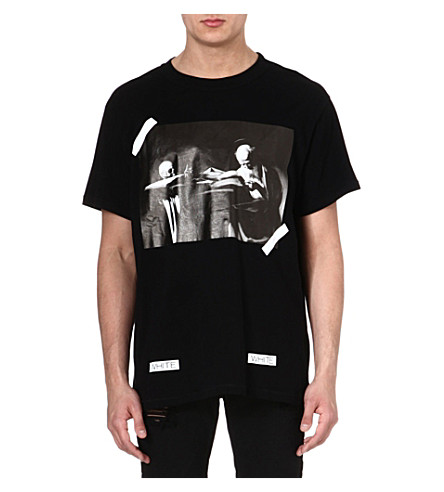 OFF-WHITE C/O VIRGIL ABLOH Caravaggio t-shirt (Black