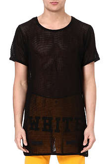 OFF-WHITE C/O VIRGIL ABLOH Mesh t-shirt
