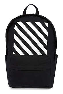 OFF-WHITE C/O VIRGIL ABLOH Canvas backpack