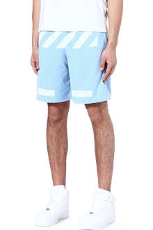 OFF-WHITE C/O VIRGIL ABLOH Striped shorts
