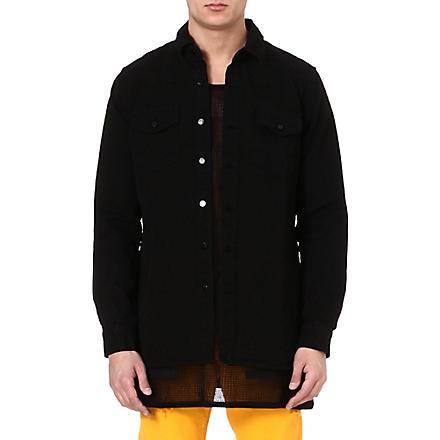 OFF-WHITE C/O VIRGIL ABLOH Denim shirt (Black