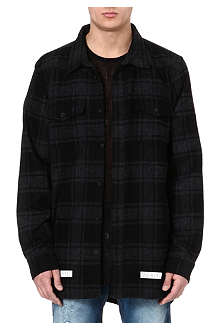 OFF-WHITE C/O VIRGIL ABLOH Checked shirt