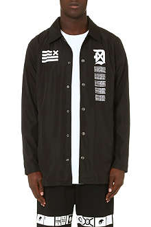 DOPE CHEF Japan Script Coach jacket