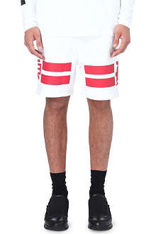 DOPE CHEF Japan Nation Flag shorts