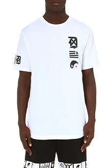 DOPE CHEF Japan logo t-shirt