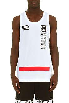 DOPE CHEF Japan Script vest