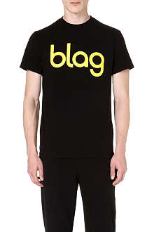 BLAG Logo cotton t-shirt