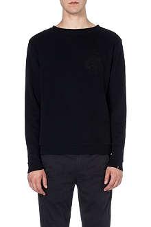 BLAG Spade-print sweatshirt