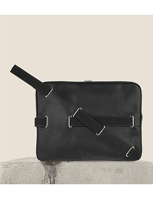 HOOD BY AIR Harness strap laptop sleeve