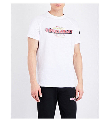 BOBBY ABLEY Kanji cotton T-shirt (White