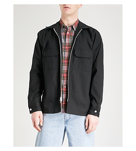 FEAR OF GOD Fifth Collection cotton-drill jacket (Black