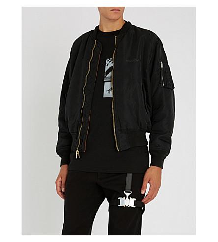 ALYX Pilot shell bomber jacket (Black