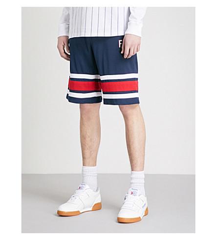 FILA Baseball mesh shorts (Peacoat