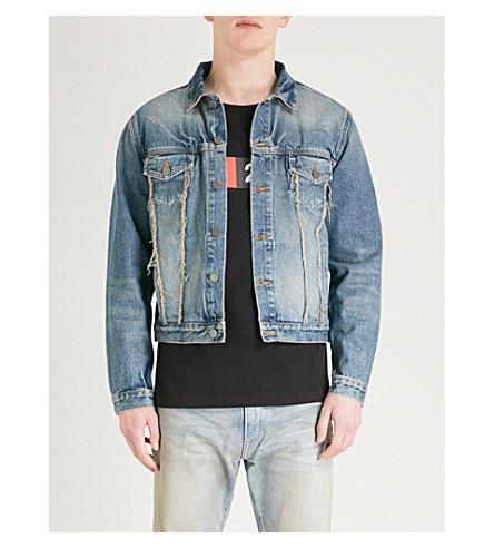 424 Trucker denim jacket (Indigo