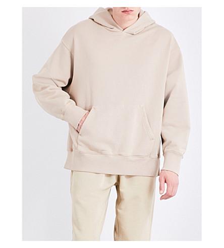 YEEZY Season 4 Oversized cotton-jersey hoody (Cpn46