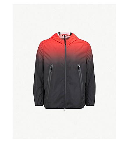 BLACKBARRETT Fade shell jacket (Red