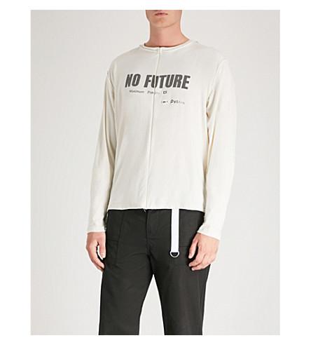 STUDIOS cotton jersey T Future Cream Pistols Sex MIDNIGHT No shirt PwXqAPd