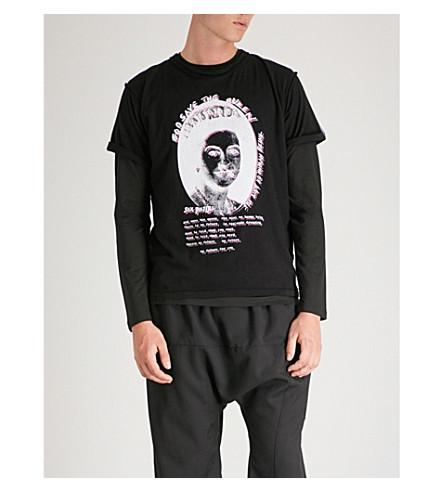 MIDNIGHT STUDIOS Sex Pistols God Save the Queen cotton-jersey T-shirt