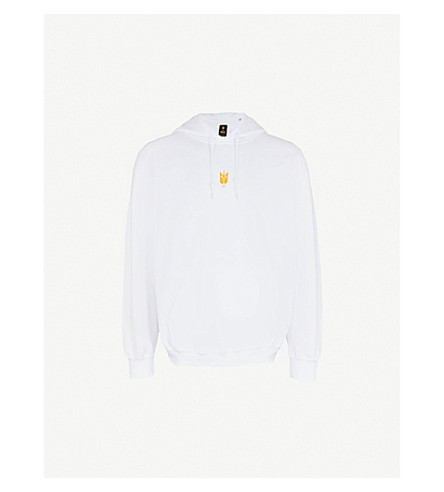 EVERLAST Lamyland Everlast x Nicola Adams jersey hoody (White