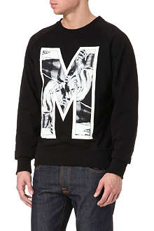 MONEY Dial M for Money sweatshirt