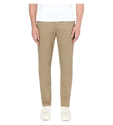 CARHARTT Sid slim-fit chinos (Beige
